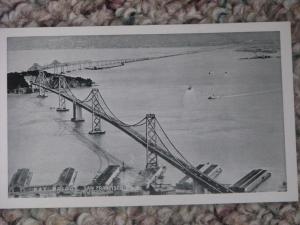 San Francisco- Bay Bridge, Unused