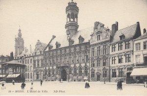 MONS , Belgium , 00-10s ; L'Hotel de Ville