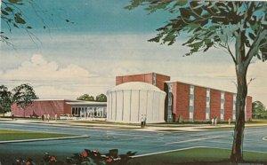 FREMONT , Nebraska , 1950-60s ; Midland Lutheran Church