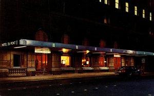 Delaware Wilmington Hotel Du Pont At Night