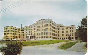 Hotel Dieu / Hospital , Edmundston , New Brunswick , Canada , 40-60s
