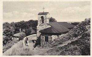 Kapelle, Die Rhon Milseburg, 835m, Hesse, Germany, 1920-1940s