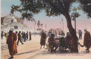 Place Du Gouvernment, Alger, Algeria, Africa, 1900-1910s