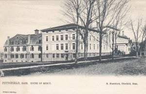 PITTSFIELD, Massachusetts, 1901-07; House of Mercy, TUCK 2144