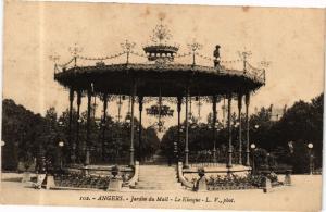 CPA ANGERS - Jardin du Mail - Le Kiosque (165240)