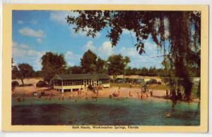 Bath House, Weekiwachee Springs, FL