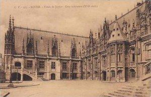 France Rouen Palais de Justice Cour Interieure