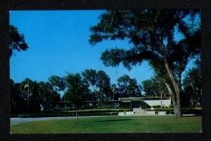 FL Fort Caroline Ctr JACKSONVILLE FLORIDA Postcard PC