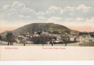 Rock From Rosia Parade, GIBRALTAR, 1900-1910s