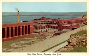 Sing Sing Prison Ossining, New York, USA Unused