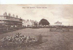 Essex Postcard - West Cliff Gardens - Clacton-On-Sea - Ref 3087A