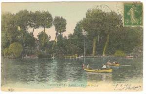 Un Coin Du Lac, Enghien-Les-Bains (Val-d'Oise), France, 1900-1910s