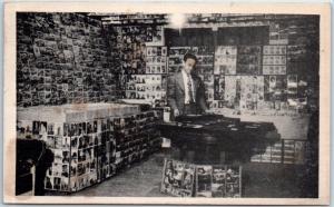 Cleveland, Ohio Postcard POST CARD HOBBY ROM OF GORDON F. WIENER 1945