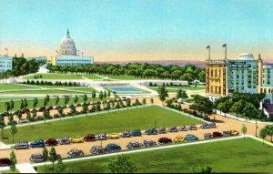 Washington D C Capitol Plaza Hotel Continental