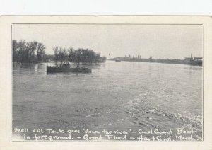 Flood Scene , HARTFORD , Connecticut , 1936 : #4