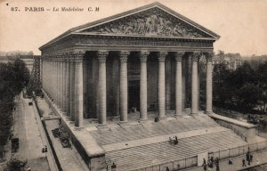 La Madeleine,Paris,France BIN
