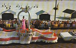 Miss America Pageant Parade Atlantic City New Jersey