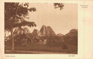 Indonesia Hindu Temples Prambanan temples 04.75