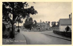 The Ram North Tidworth old auto car (Wiltshire)