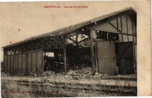 CPA  Lérouville - Gare des Marchandises  (178706)