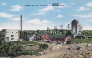 Ahmeek Mine No. 3 & 4 , AHMEEK , Michigan , PU-1952 :  #2