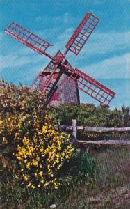 Old Windmill Nantucket Island Massachusetts