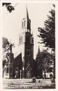 RP; St. Mary´s Catholic Church Parish Organized 1853 Carlyle, Illinois, 10-20s