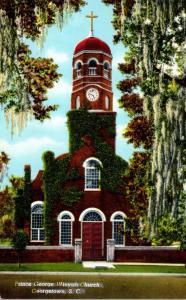 South Carolina Georgetown Prince George Winyah Church