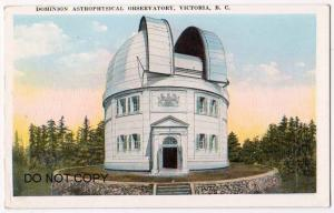 Dominion Astrophysical Observation, Victoria BC Canada