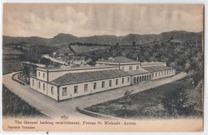 Bathing Establishment, Furnas St Michaels, Azores