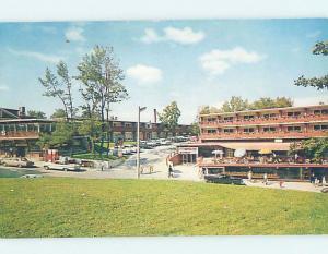 Unused Pre-1980 HONEYMOON HOTEL & RESTAURANT Niagara Falls Ontario ON F7356