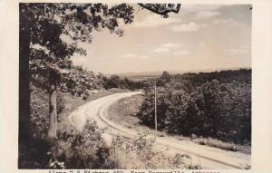 Arkansas Berryville Along U S Highway #62 Real Photo