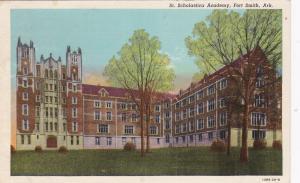 St. Scholastica Academy, Fort Smith, Arkansas,1956 PU