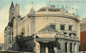 MN - St Paul. Orpheum Theatre
