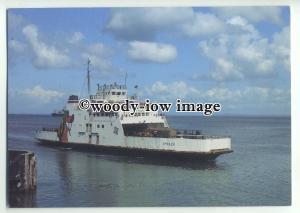 FE0680 - Brazilian Ferry - Ipuacu - postcard