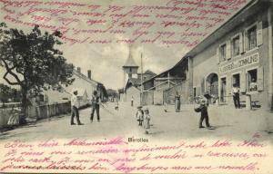 switzerland, BEROLLE BEROLLES, Waadt, Auberge de Commune (1901)