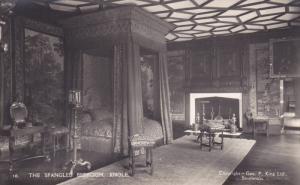 RP: Knole House , Sevenoaks , west Kent , 00-10s ; The Spangled Bedroom