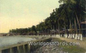 Boulevard Cristobal Republic of Panama Unused