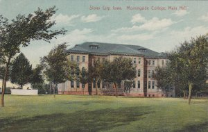 SIOUX CITY , Iowa, 1901-07 ; Morningside College , Main Hall