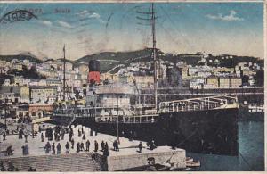 Scalo, Ship, GENOVA, Liguria, Italy, PU-1920