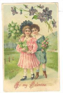 To my Valentine, Lovers, PU-1908
