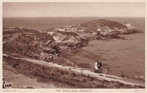 NEWQUAY , Cornwall , England , 00-10s ; The Headland , TUCK