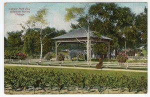 Chicago, Lincoln Park Zoo, (Elephant House)