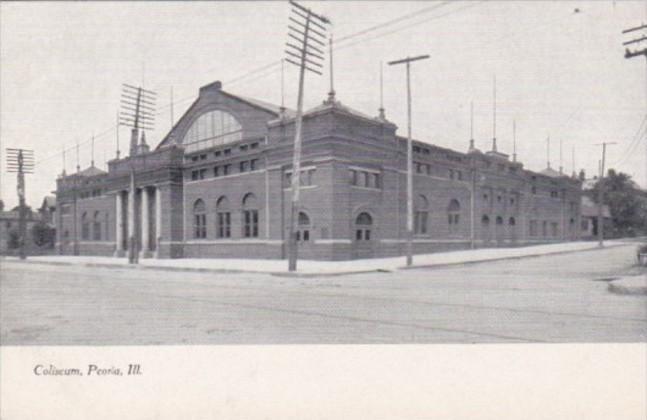 Illinois Peoria Coliseum