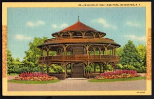 New York ROCHESTER Pavilion at Highland Park LINEN