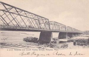 Holyoke and South Hadley Bridge - Holyoke MA, Massachusetts - UDB
