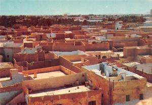 Algeria Ouargla Vue generale Panorama General view