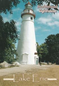 Ohio Marblehead Lake Erie Marblehead Lighthouse