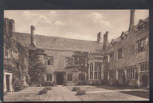 Warwickshire Postcard - Compton Wynyates, The Courtyard  HM333