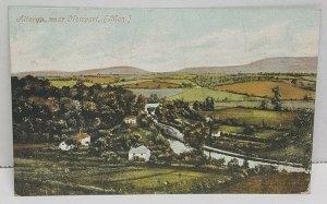 Alteryn Newport Wales UK Vintage Postcard